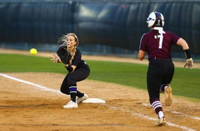 College Station Softball vs A&M Consolidated
