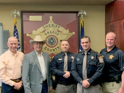 Our Neighbors: New Brazos County Sheriff's deputies