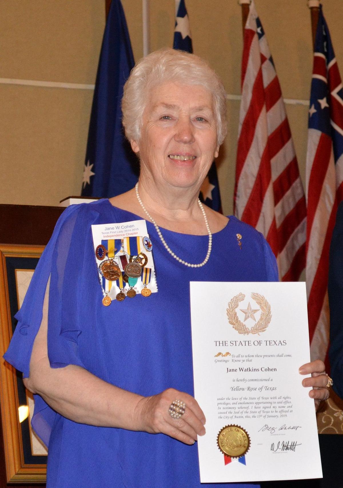 Jane Cohen