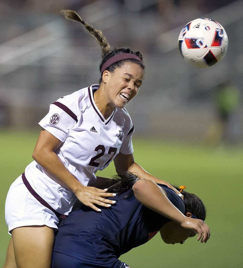 Texas A&M Soccer vs Illinois
