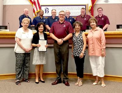 Bryan-College Station Woman's Club recognized for 125 years of service
