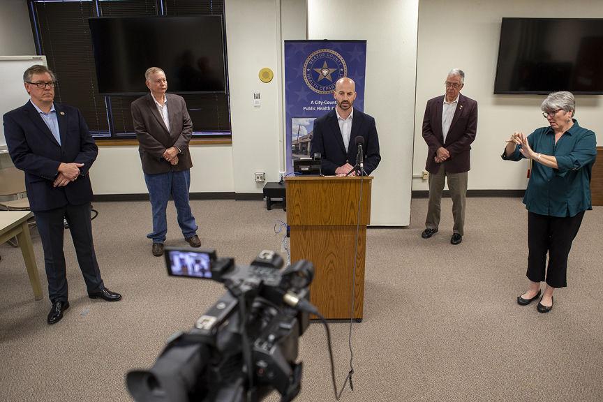 Brazos County COVID-19 update