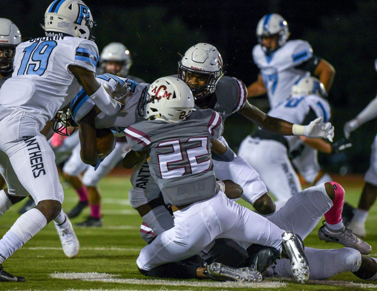 A&M Consolidated football vs. Katy Paetow