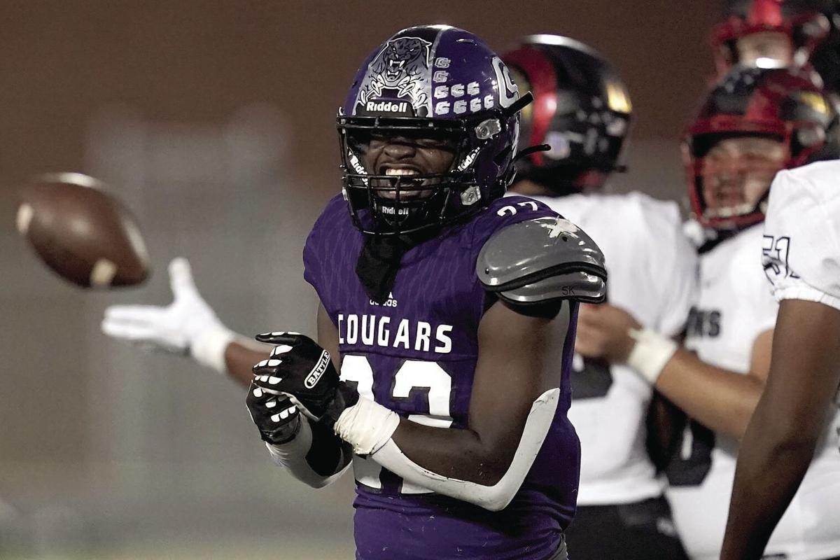 College Station vs. New Caney Porter football