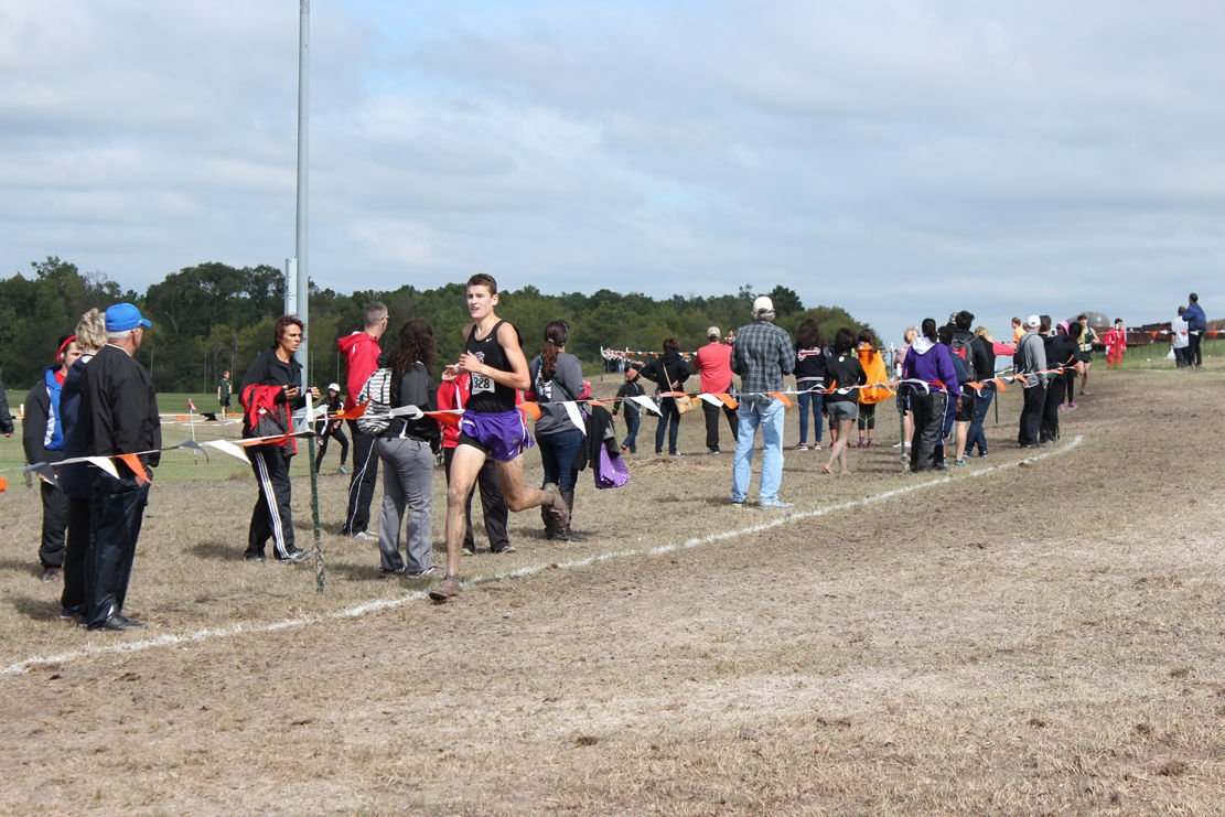 College Station Boys Win Class 5a Region Iii Cross Country