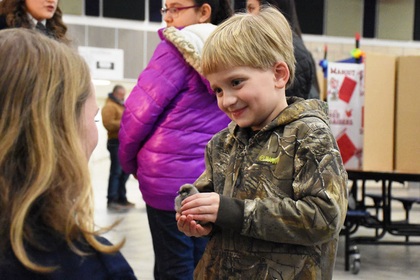 Career Night at SFA Middle School shows students their