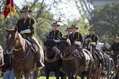 Parsons Mounted Cavalry