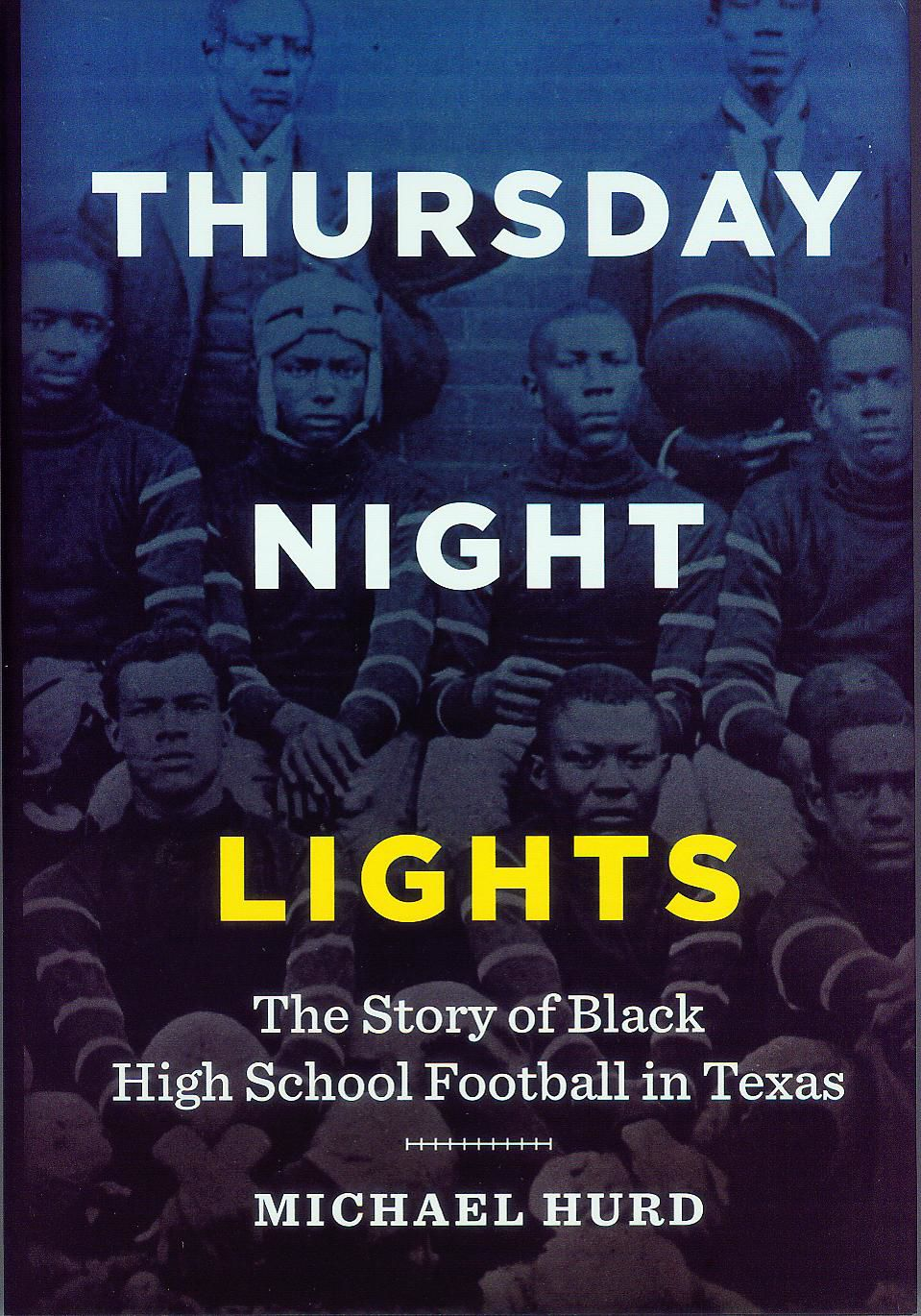 TEXAS READS: 'Thursday Night Lights'