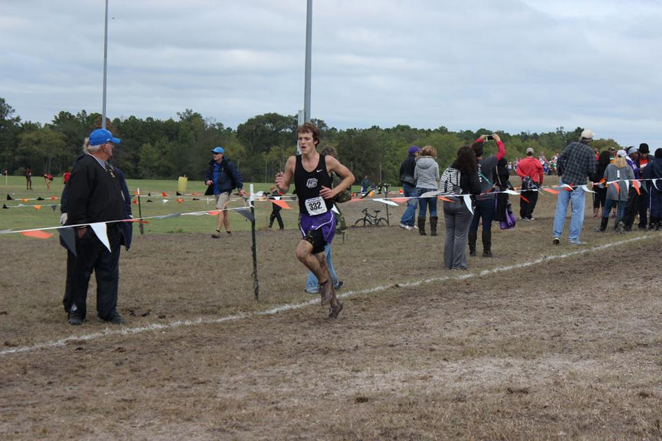 mississippi college high school cross country meet