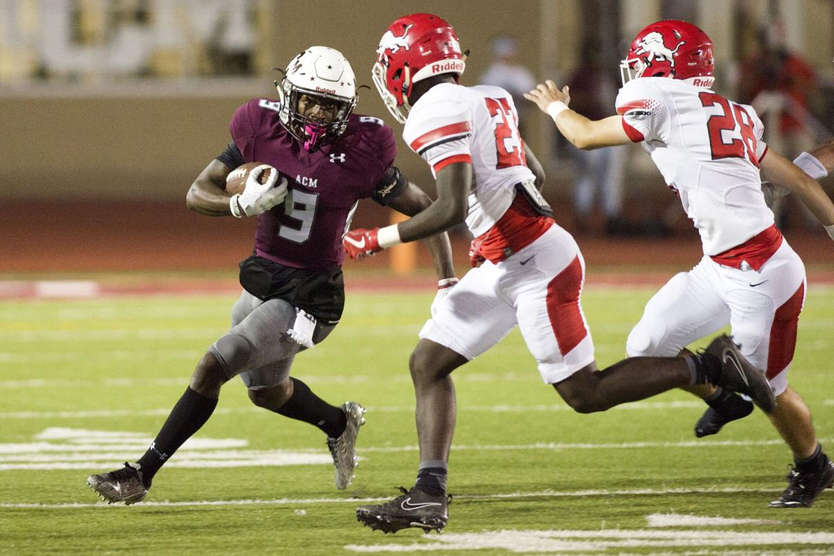 Backup Qb Gage Pahl Leads A Amp M Consolidated Past Waco 35 31