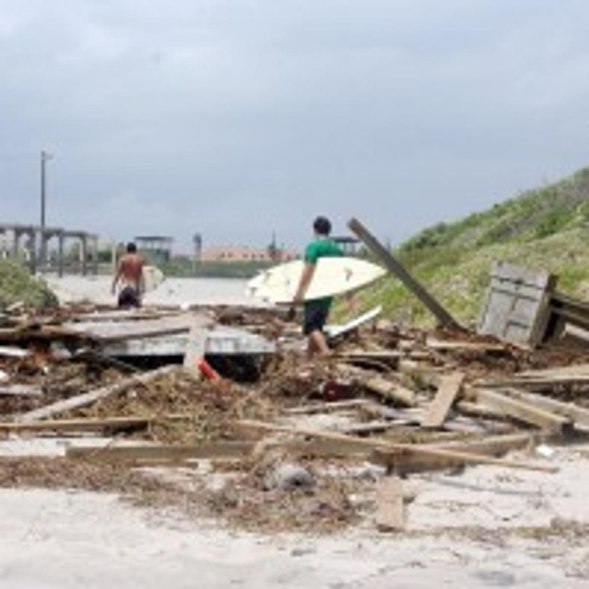 Hurricane Ike impacts the wild | Outdoors | theeagle com