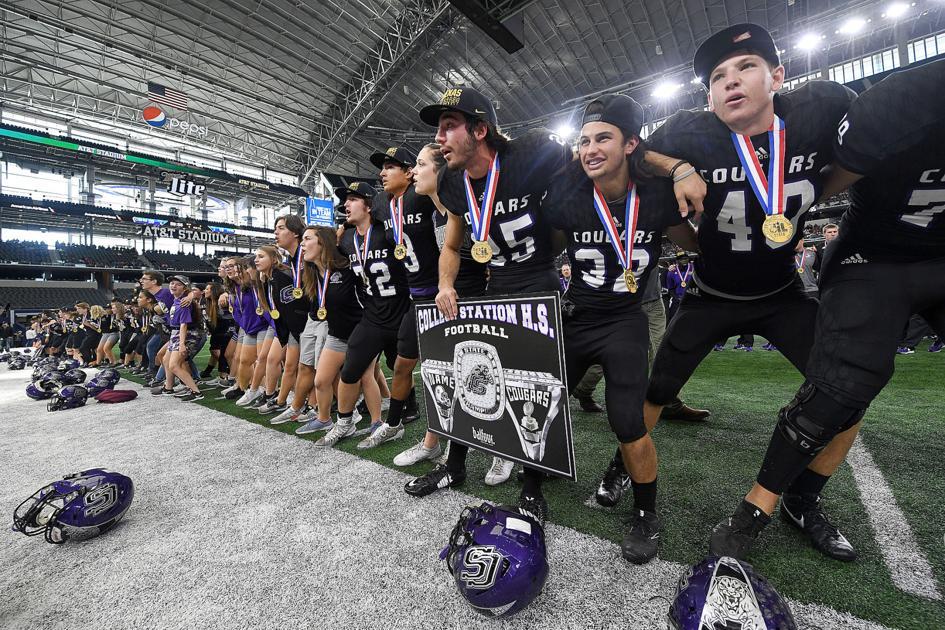 The 2018 All Brazos Valley Football Team Brazos Valley