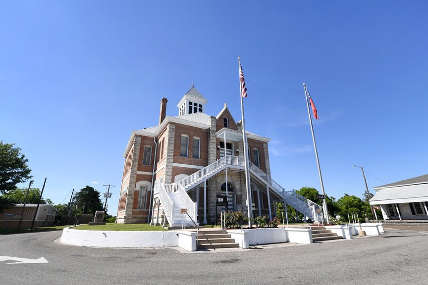 Grimes County Courthouse