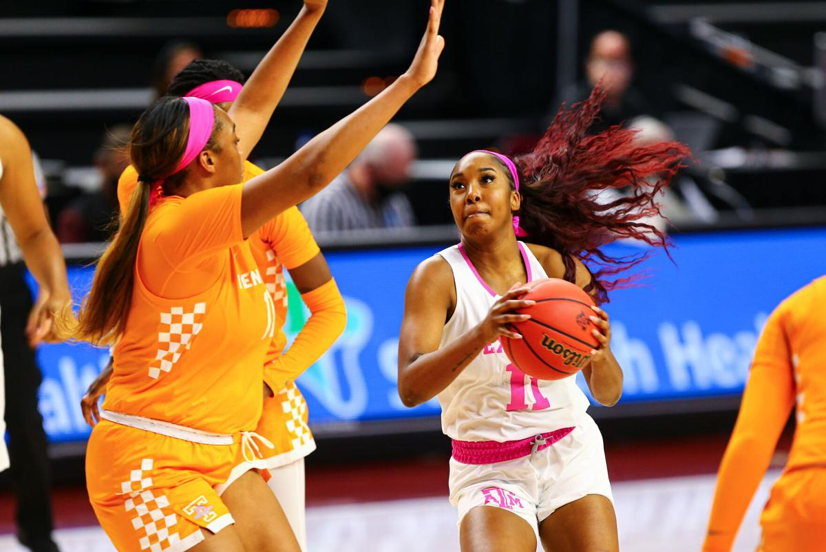 Texas A&M Women's Basketball vs. Tennessee