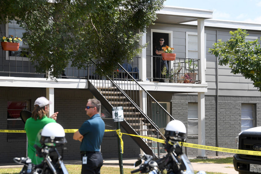 Bos Discovered At Castlerock Apartments