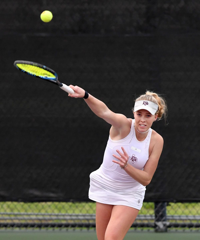 Texas A&M women's tennis (copy)