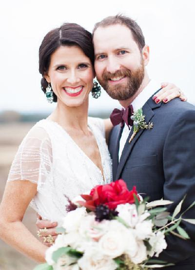 Miss Hannah West Weds Mr Jonathan Hallmark