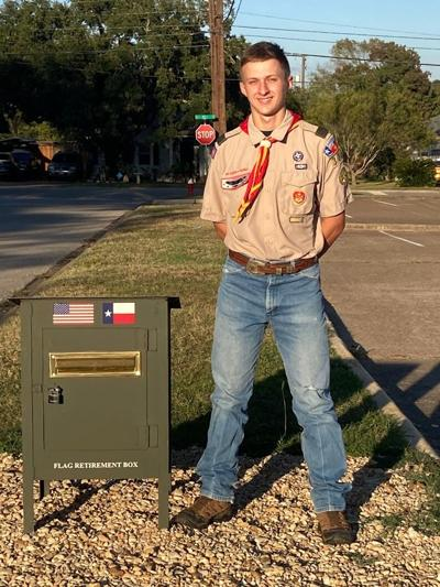 Our Neighbors P. Rylee Hutka Eagle Scout