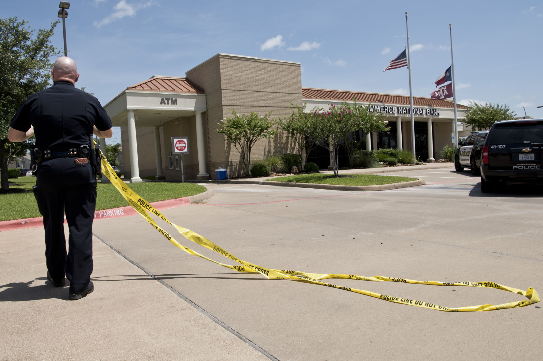 Commerce National Bank Robbery In College Station, Texas | Gallery |  Theeagle.com
