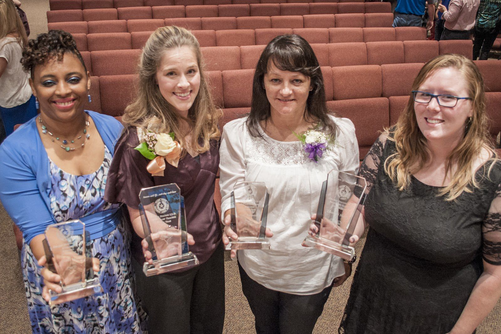 Our Neighbors: College Station School District Employees Of The Year