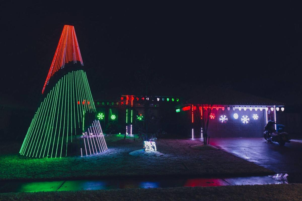 Brazos valley holiday lights guide local news