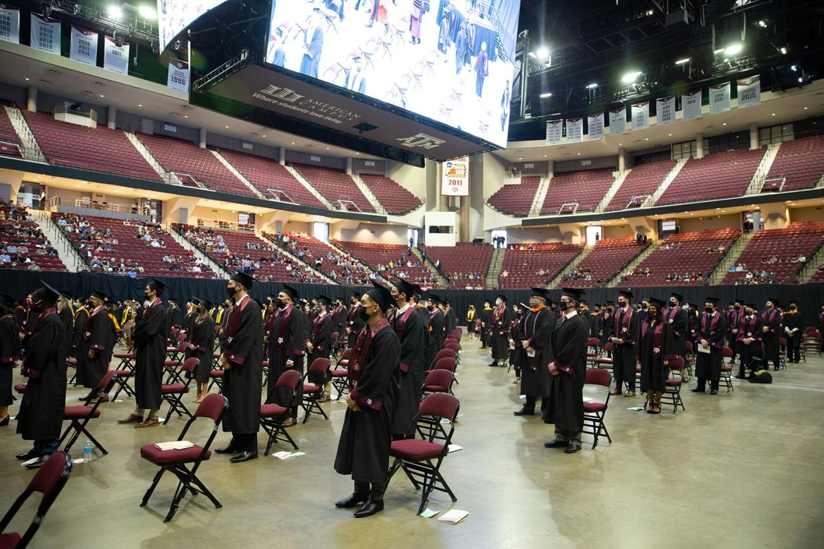 A&M Fall Graduation