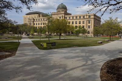 Texas A&M campus