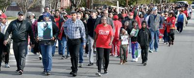 MLK Freedom March