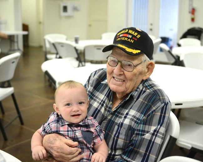 Local World War II Veteran Celebrates 100th Birthday