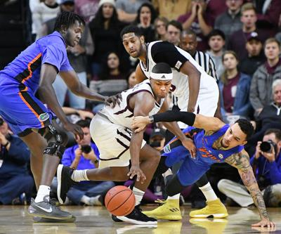 No. 11 Texas A&M men's basketball team loses second straight to open SEC