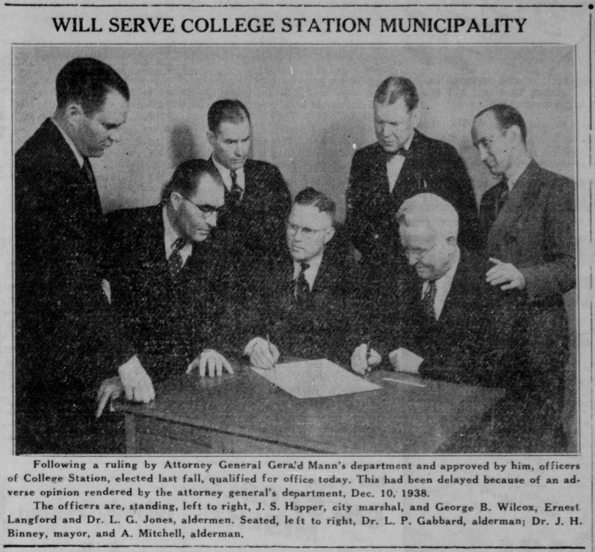 The Eagle Archives, Feb. 24, 1939