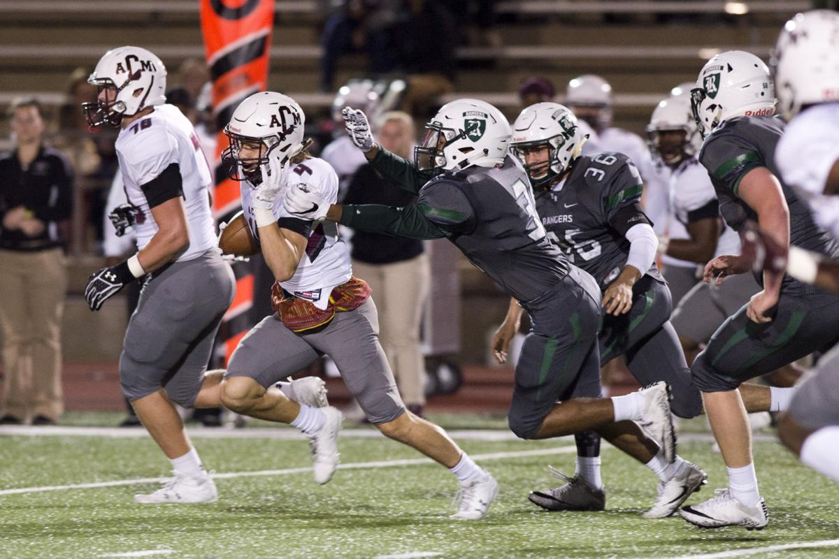 Rudder vs. A&M Consolidated football (copy)