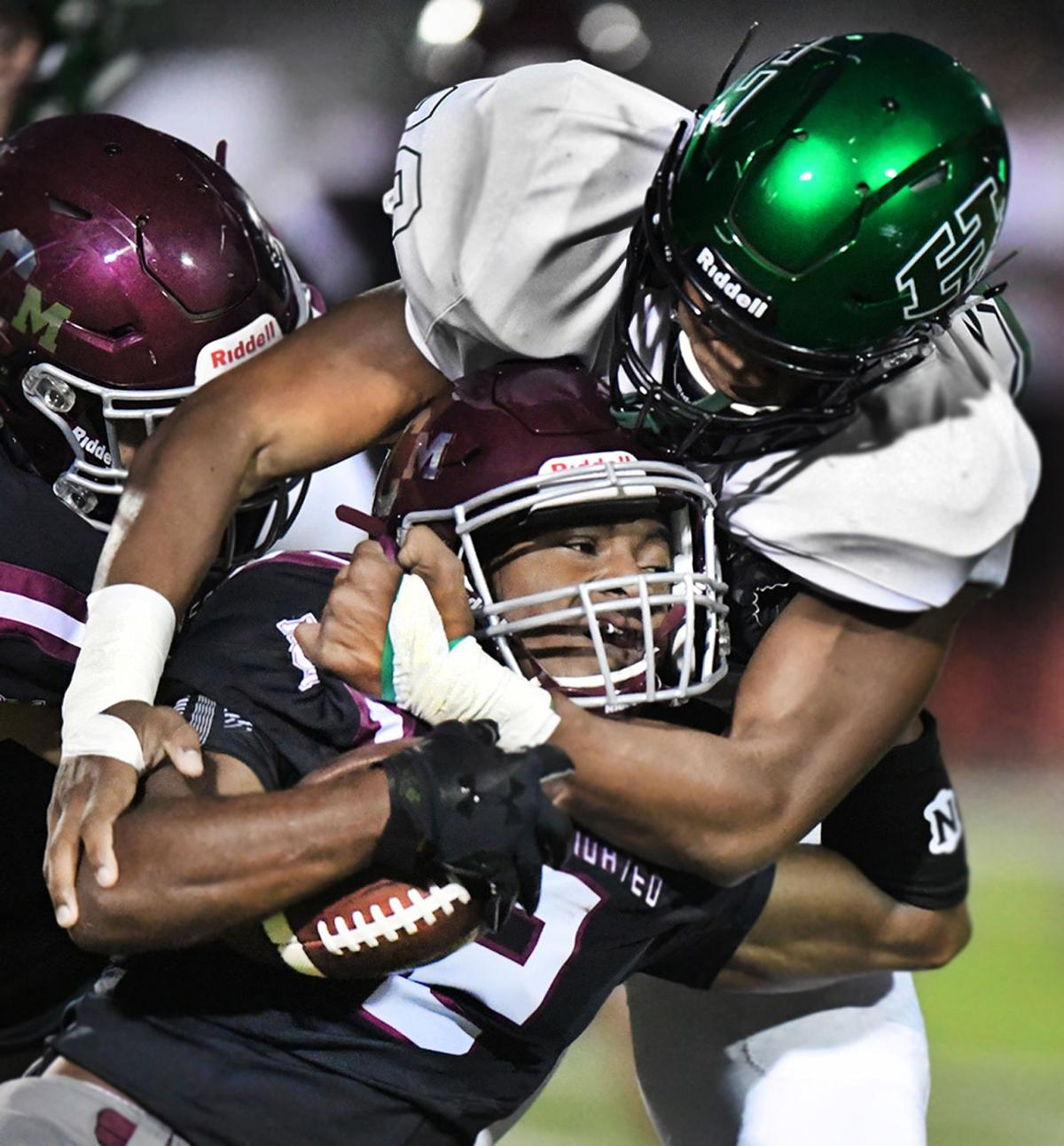 Hornets Sack Consol In District Opener Brazos Sports Theeaglecom
