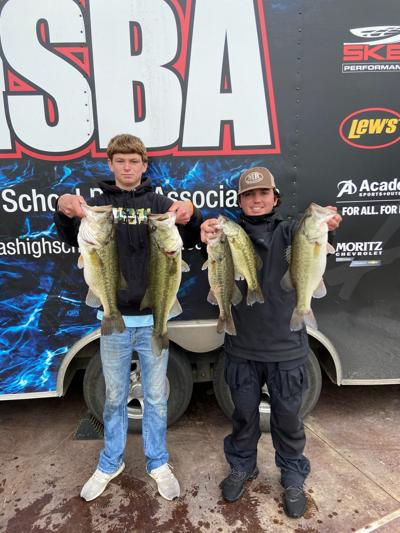 bryan high school bass fishing