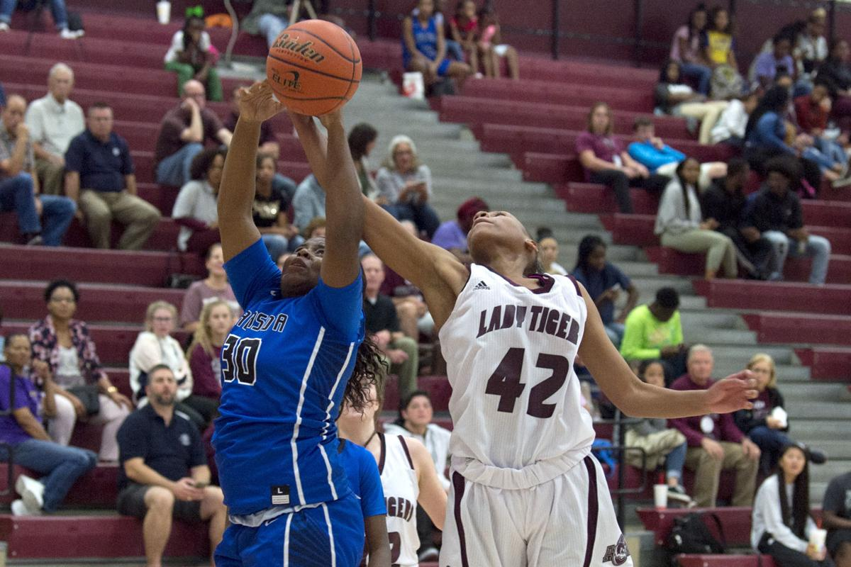 Navasota girls basketball team gets past A&M Consolidated