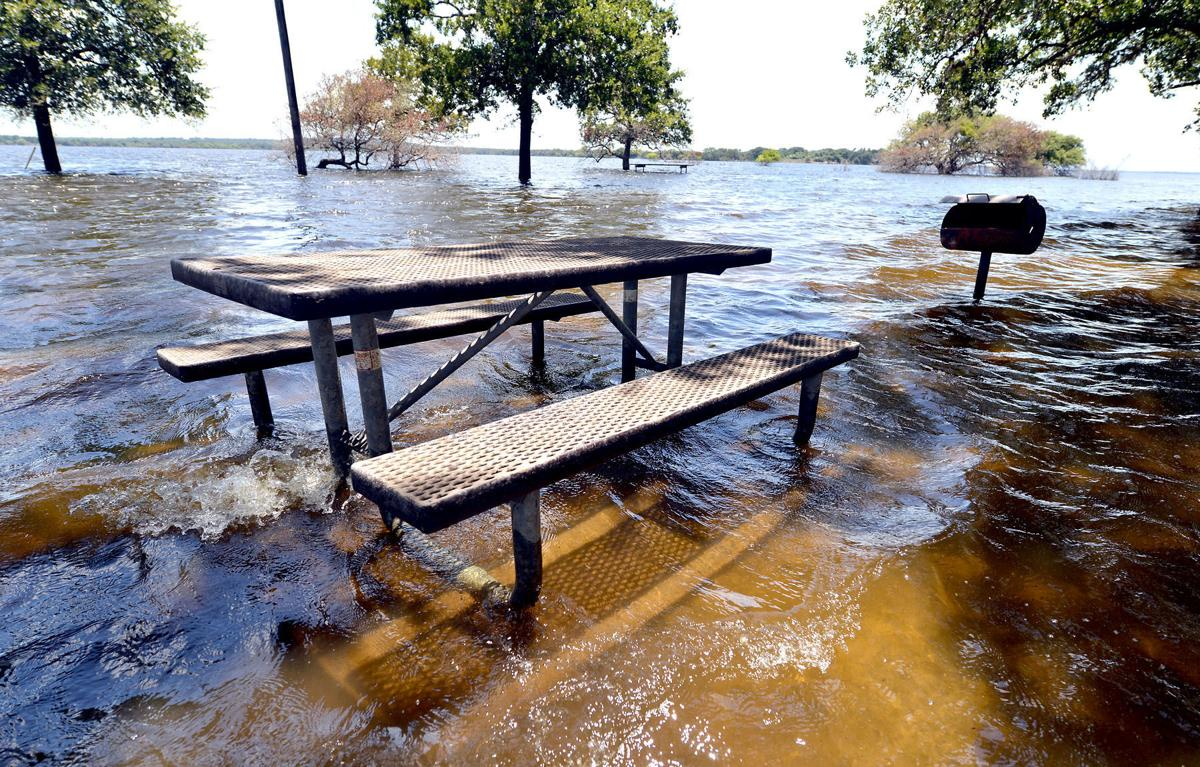 High water levels at Lake Somerville keep parks shuttered ...