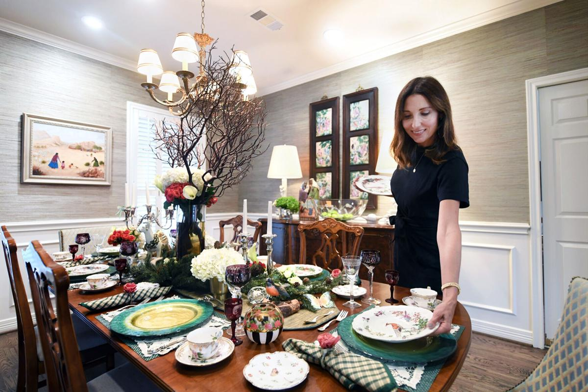 Tablescapes: Christmas on Carter Creek