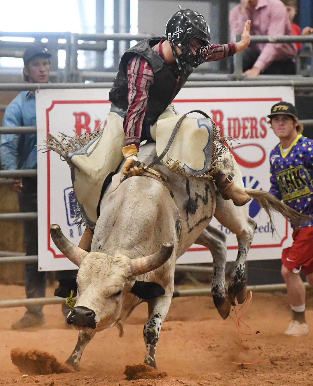 Photos: Josh Saculla Memorial Bull Ride