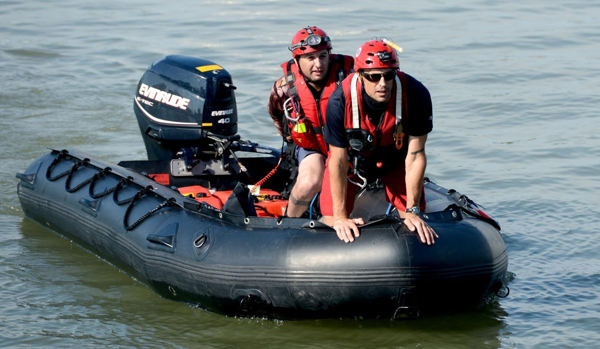 Texas Task Force 1 Swift Water Rescue