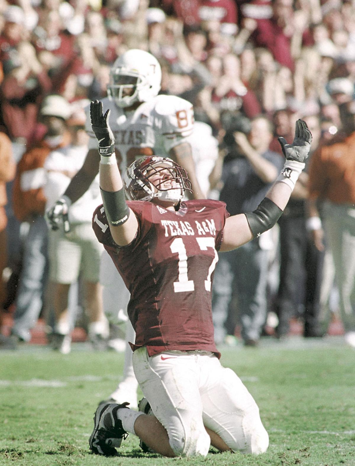 Texas A&M vs. University of Texas, Nov. 26, 1999