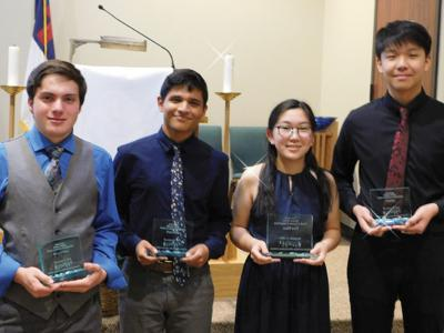 BV Youth Concerto winners