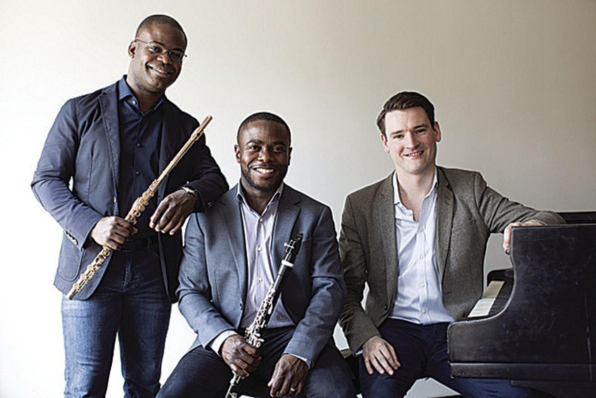 Anthony McGill, Demarre McGill and Michael McHale