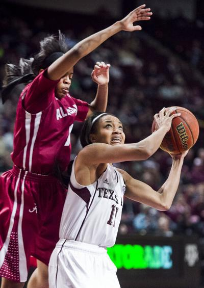 Aggies open SEC play with win over Alabama