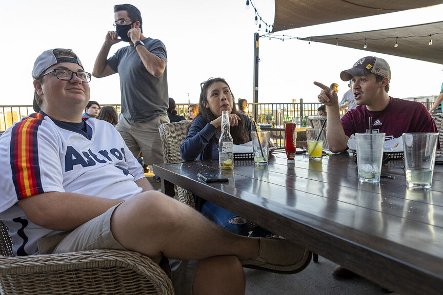 Brazos County bars