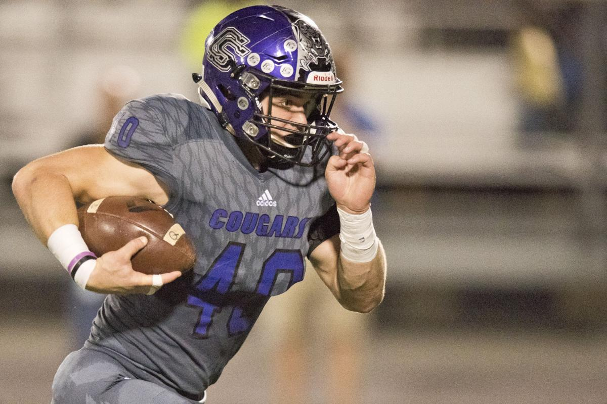 Pair Of College Station Cougars Earn Tswa All State Honors