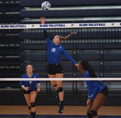 blinn volleyball