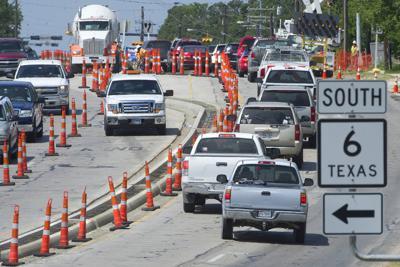 TxDOT plans Texas 6 expansion