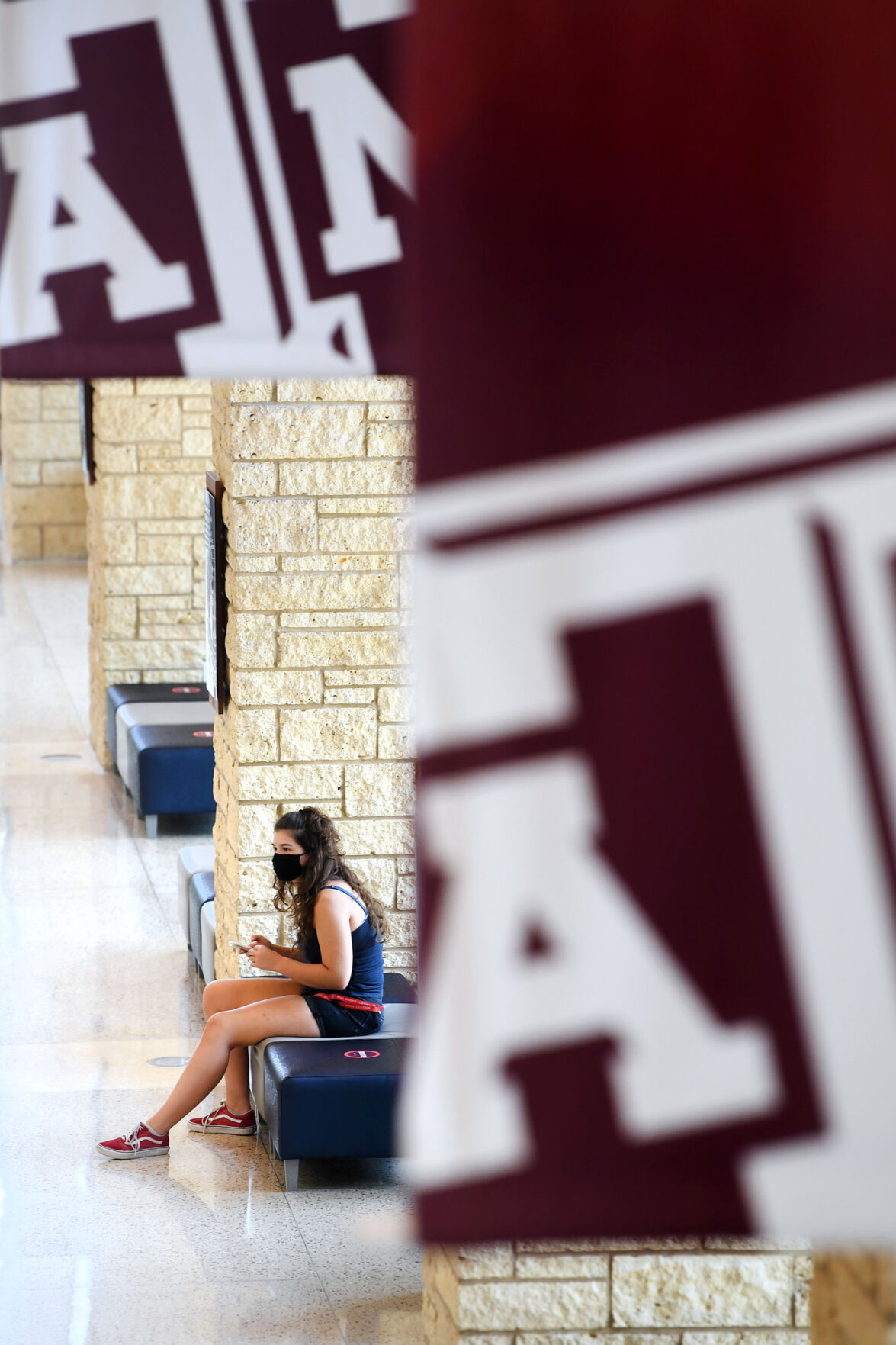 Classrooms At Texas A M To Open To Thousands Wednesday Texas A M Theeagle Com