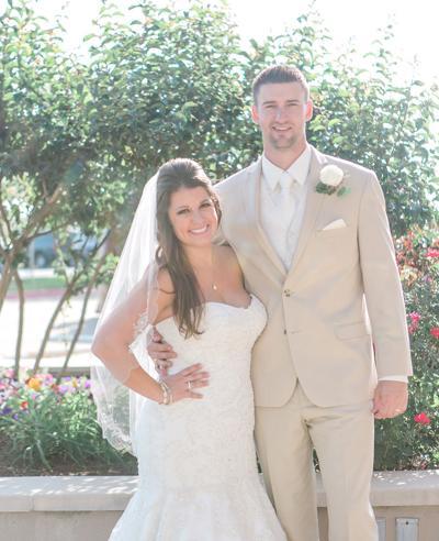 ARNALL - BATTEN WEDDING