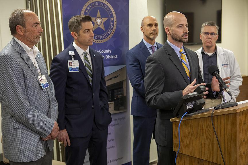 Brazos County coronavirus update